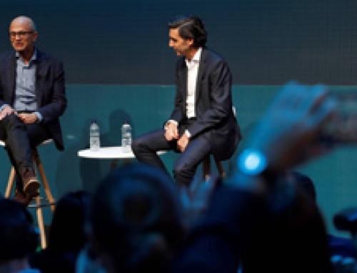 Telefónica y Microsoft firman una alianza estratégica para crear nuevos servicios