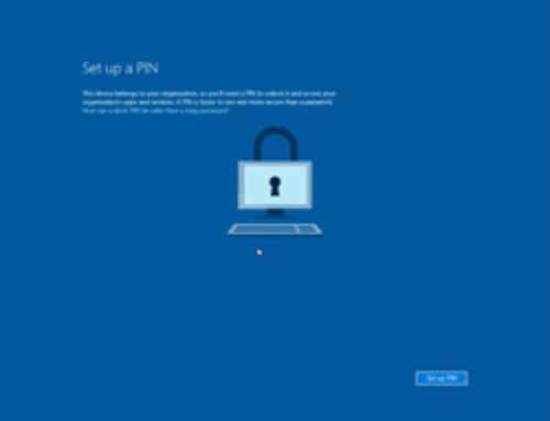 Windows 10 sin contraseñas: por qué Microsoft dice que usar un PIN es más seguro que un password