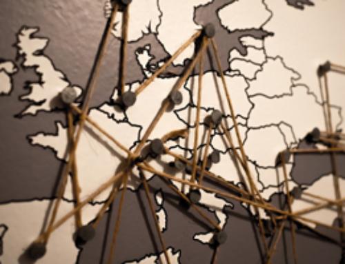 La vuelta al mundo en una transferencia internacional de datos