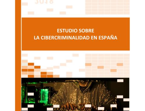 Informe 2018 sobre la Cibercriminalidad en España